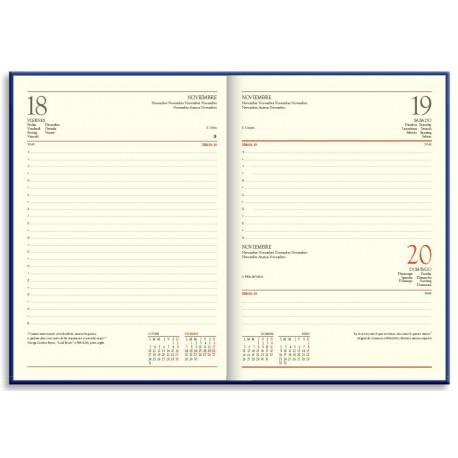 Ref. IN-02 / Medidas: 17 x 24 cms. / Día página